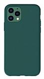Benks iPhone 11 Pro Max Yeşil Silikon Kılıf