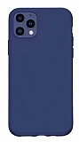 Benks iPhone 11 Pro Max Mavi Silikon Kılıf