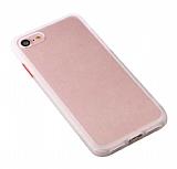 Benks iPhone 7 / 8 Magic Smooth Drop Beyaz Silikon Kılıf