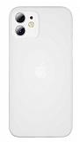 Benks Lollipop iPhone 12 6.1 inç Şeffaf İnce Rubber Kılıf