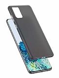 Benks Lollipop Samsung Galaxy S20 Siyah Ultra İnce Rubber Kılıf