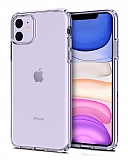 Benks Magic Crystal iPhone 11 Şeffaf Cam Kılıf