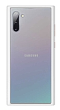 Benks Samsung Galaxy Note 10 Magic Smooth Drop Beyaz Silikon Kılıf