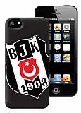 Be�ikta� iPhone 5 / 5S Arma Lisansl� Rubber K�l�f