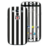 Be�ikta� Samsung i9300 Galaxy S3 �ubuklu Lisansl� Sticker