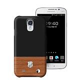 Be�ikta� Samsung i9500 Galaxy S4 Premium Asil G�m�� Lisansl� K�l�f