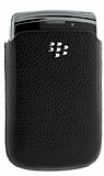 BlackBerry 9800 Torch Orjinal Siyah Deri K�l�f