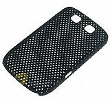 BlackBerry 9800 Torch Siyah Delikli K�l�f