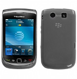 BlackBerry 9800 Torch Ultra �nce �effaf Siyah K�l�f