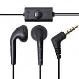 LG Orjinal Mikrofonlu 3.5mm Siyah Kulakl�k