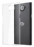 BlackBerry Priv Şeffaf Kristal Kılıf