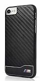 BMW iPhone 7 Karbon Siyah Rubber Kılıf