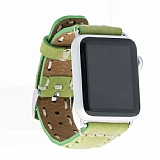 Bouletta Apple Watch / Watch 2 Gerçek Deri Kordon G16 (38 mm)