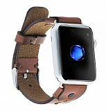 Bouletta Apple Watch / Watch 2 Gerçek Deri Kordon RST2EF (38 mm)