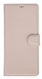Bouletta Magic Wallet Samsung Galaxy Note 8 NU2 Pembe Gerçek Deri Kılıf