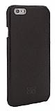 Bouletta Ultimate Jacket iPhone 6 / 6S Siyah Gerçek Deri Kılıf