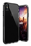 Buff Air Hybrid iPhone X Ultra Koruma Smoke Black Kılıf