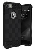 Buff Black Armor iPhone 7 Ultra Koruma Siyah Kılıf