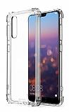 Buff Blogy Huawei P20 Pro Crystal Fit Kılıf Crystal Clear