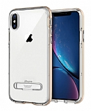 Buff Air Bumper iPhone XS Max Gold Kılıf