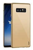 Buff Slim Fit Samsung Galaxy Note 8 Ultra Koruma Gold Kılıf