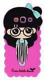Candy House Samsung i9300 Galaxy S3 Cute Girl Pembe Silikon K�l�f