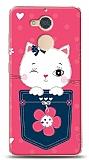 Casper Via A1 Pink Cat Kılıf