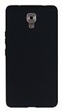 Casper Via A1 Plus Mat Siyah Silikon Kılıf