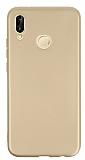 Casper Via A3 Mat Gold Silikon Kılıf
