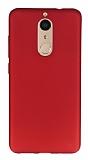 Casper Via G1 Plus Mat Kırmızı Silikon Kılıf