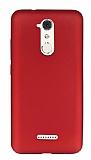 Casper Via M3 Mat Kırmızı Silikon Kılıf