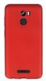 Casper Via P2 Mat Kırmızı Silikon Kılıf