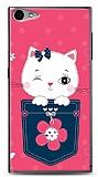Casper Via V9 Pink Cat Kılıf
