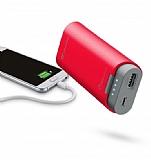 Cellular Line 5200 mAh 2017 Powerbank Kırmızı Yedek Batarya
