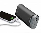 Cellular Line 5200 mAh 2017 Powerbank Siyah Yedek Batarya