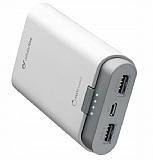 Cellular Line 7800 mAh Powerbank Beyaz Yedek Batarya