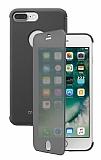 Cellular Line Book Touch iPhone 7 Plus Dokunmatik Kapaklı Siyah Kılıf