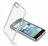 Cellular Line Clear Duo iPhone 7 / 8 Şeffaf Rubber Kılıf