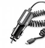 Cellular Line Qualcomm Spiral Yüksek Kapasiteli Micro USB Araç Şarj Aleti