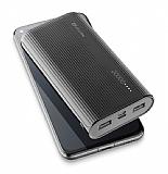 Cellularline 20000 Type-C ve Micro USB Girişli Powerbank Yedek Batarya