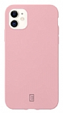 Cellularline iPhone 12 Mini Sensation Soft Pembe Silikon Kılıf