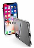 Cellularline iPhone X / XS Şeffaf Sert Kılıf
