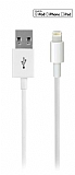 Cellularline Lightning USB Beyaz Data Kablosu 1m