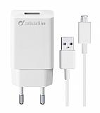 Cellularline Micro USB Seyahat Şarj Aleti