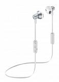 Cellularline Pearl Kablosuz Beyaz Bluetooth Kulaklık