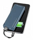 Cellularline Slim 10000 mAh Harici Şarj Lacivert Powerbank Yedek Batarya