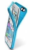 Cellular Line Voyager Compact iPhone 6 / 6S Suya Dayanıklı Mavi Kılıf