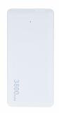 Cortrea 3800 mAh Powerbank Beyaz Slim Batarya