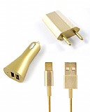 Cortrea Apple Lightning Gold Ev + Ara� �arj Seti