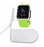 Eiroo Apple Watch Beyaz Alüminyum Şarj Standı